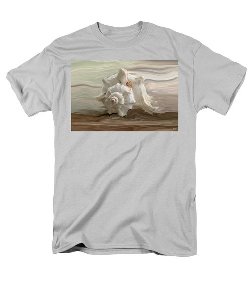 White shell T-Shirt by Linda Sannuti