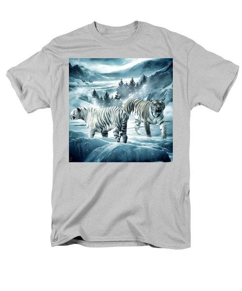 Winter Deuces T-Shirt by Lourry Legarde