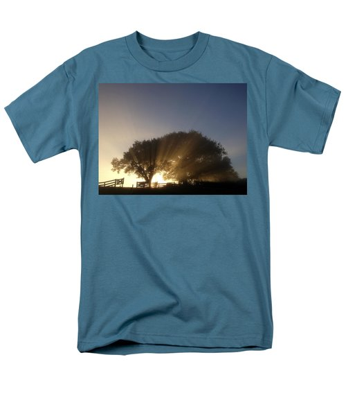 New beginning T-Shirt by Les Cunliffe