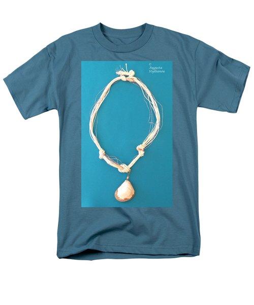 Aphrodite Urania Necklace T-Shirt by Augusta Stylianou