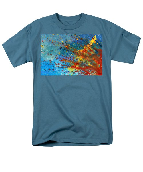 Abstract - Acrylic - Just another Monday T-Shirt by Mike Savad