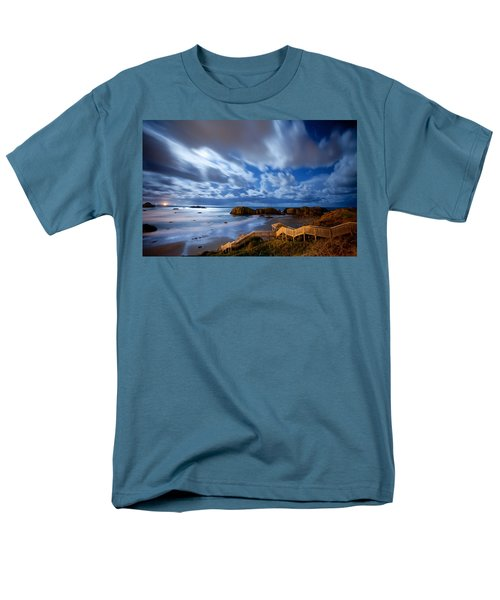 Bandon Nightlife T-Shirt by Darren  White