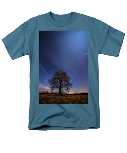 Blessed by the moon T-Shirt by Davorin Mance
