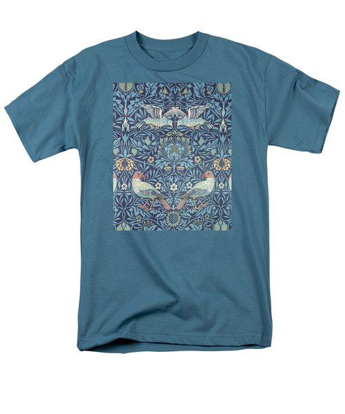 Blue Tapestry T-Shirt by William Morris