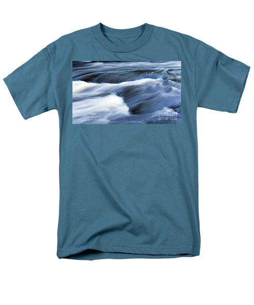 Blue Waltz T-Shirt by Glenn Gordon