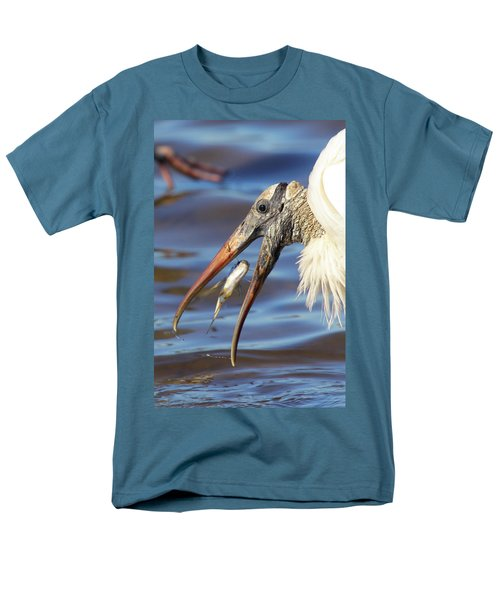 Catch Of The Day Men's T-Shirt  (Regular Fit) by Bruce J Robinson