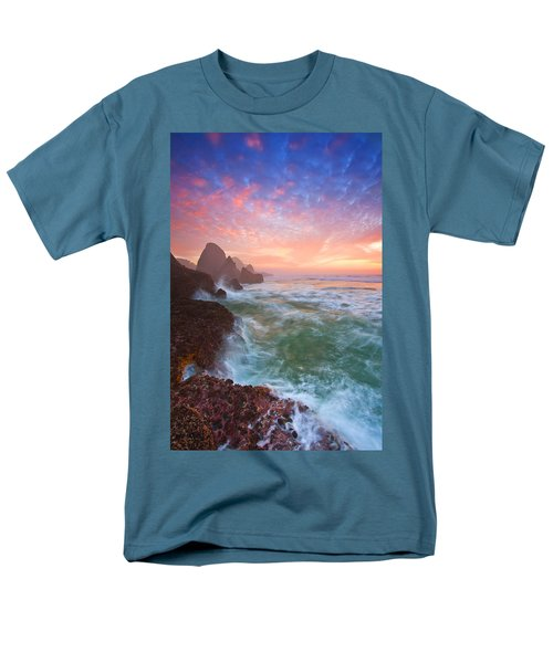 Christmas Eve Sunset T-Shirt by Darren  White