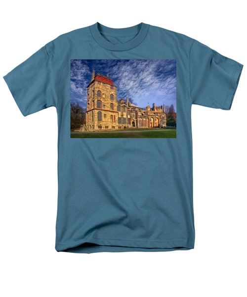 Eclectic Castle T-Shirt by Susan Candelario