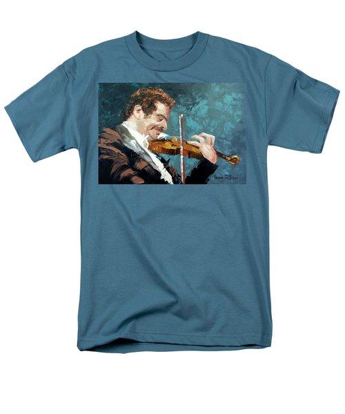 Fiddling Around T-Shirt by Anthony Falbo