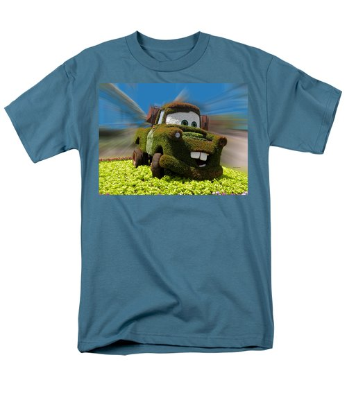 Floral Mater T-Shirt by Thomas Woolworth