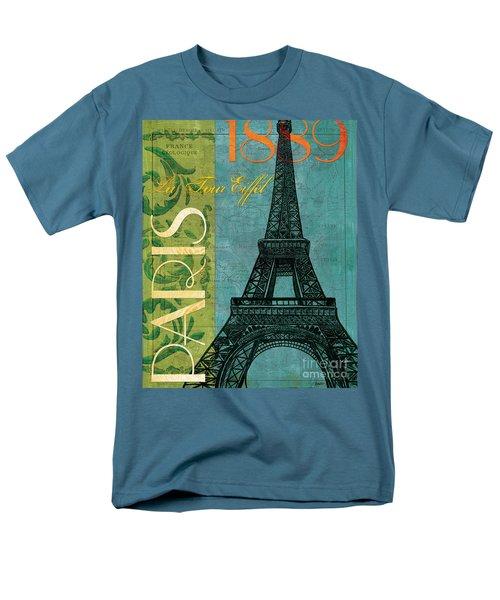 Francaise 1 T-Shirt by Debbie DeWitt