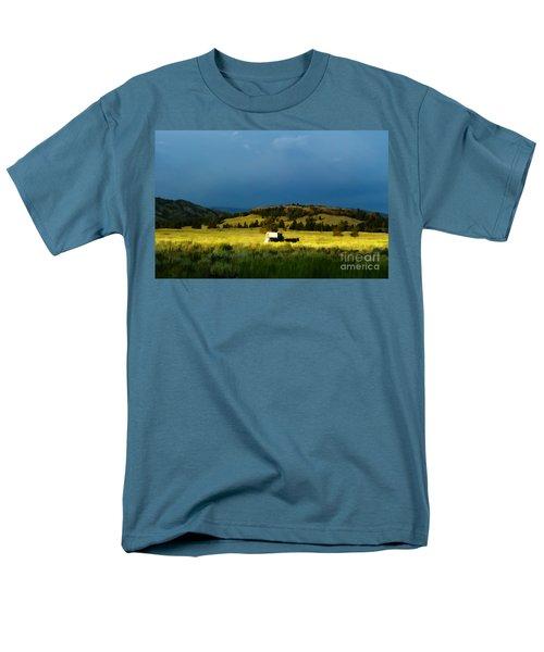 Heading West T-Shirt by Edward Fielding