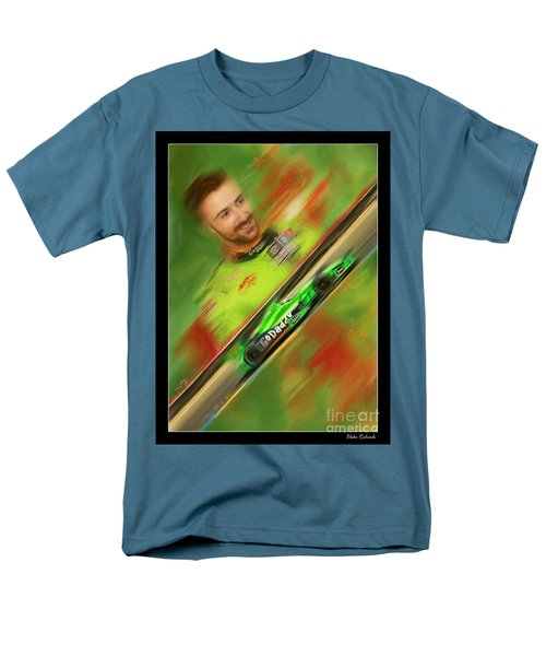 James Hinchcliffe T-Shirt by Blake Richards