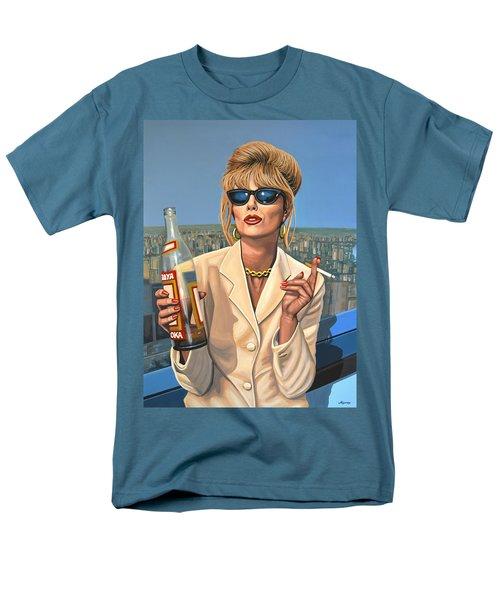 Joanna Lumley as Patsy Stone T-Shirt by Paul Meijering