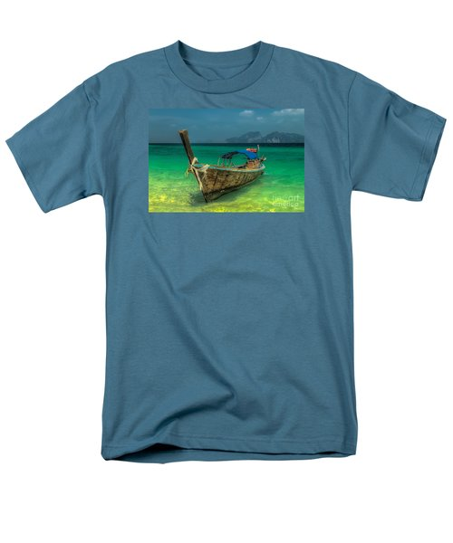 Longboat T-Shirt by Adrian Evans
