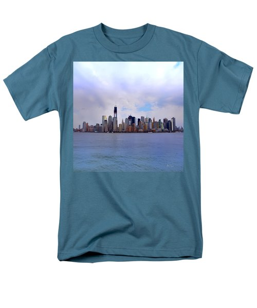 New York - Standing Tall T-Shirt by Bill Cannon