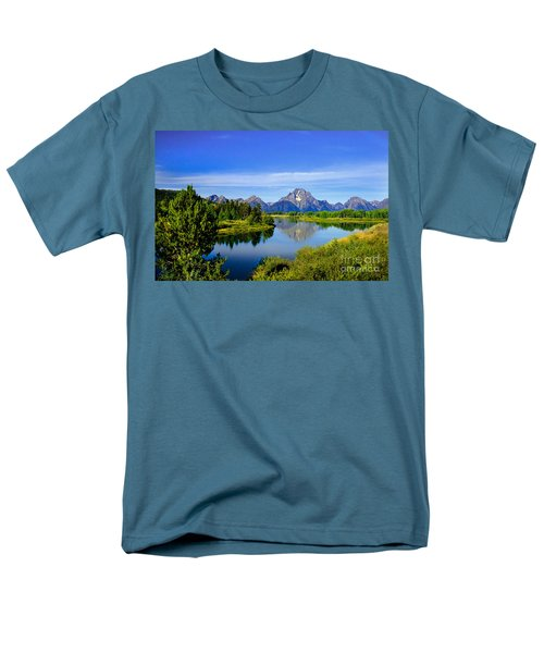 Oxbow Bend T-Shirt by Robert Bales