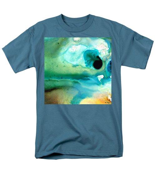 Peaceful Understanding T-Shirt by Sharon Cummings