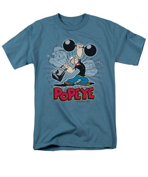 Popeye - Strength Men's T-Shirt  (Regular Fit) by Brand A