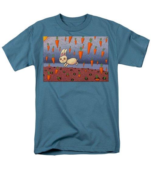 Raining Carrots T-Shirt by James W Johnson