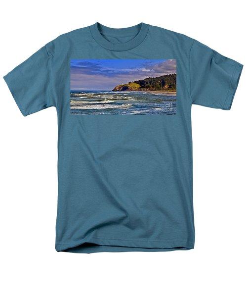 Seacape T-Shirt by Robert Bales