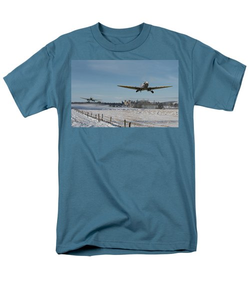 Section Scramble T-Shirt by Pat Speirs