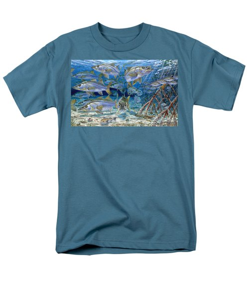 Snook Cruise In006 Men's T-Shirt  (Regular Fit) by Carey Chen