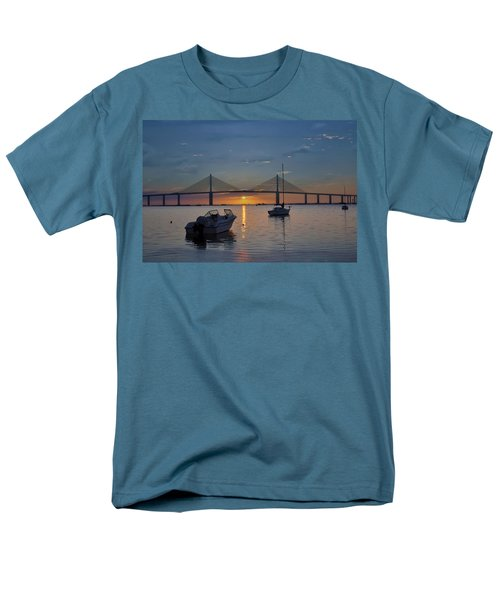 Something About a Sunrise T-Shirt by Bill Cannon