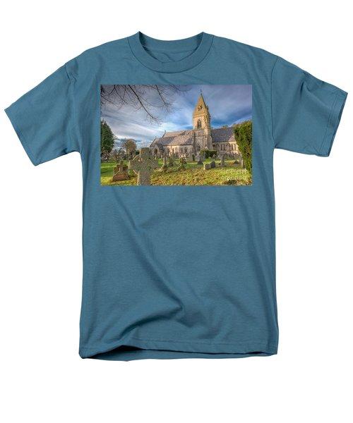St.David at Pantasaph T-Shirt by Adrian Evans