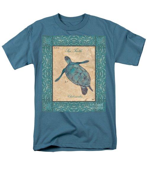Verde Mare 4 T-Shirt by Debbie DeWitt