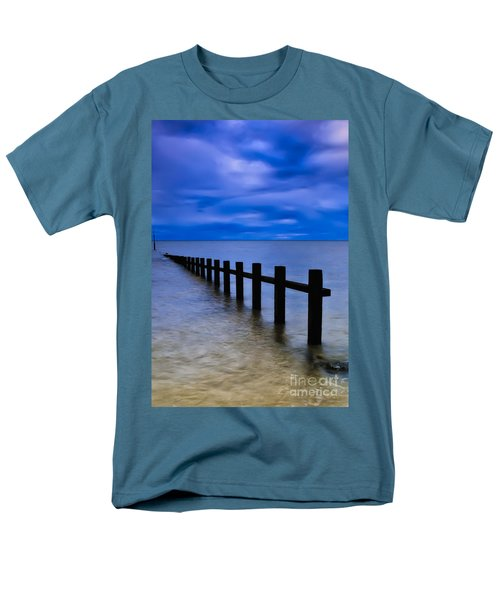 Welsh Seascape T-Shirt by Adrian Evans