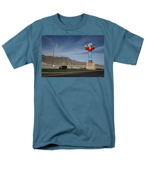 West Wendover Nevada T-Shirt by Frank Romeo