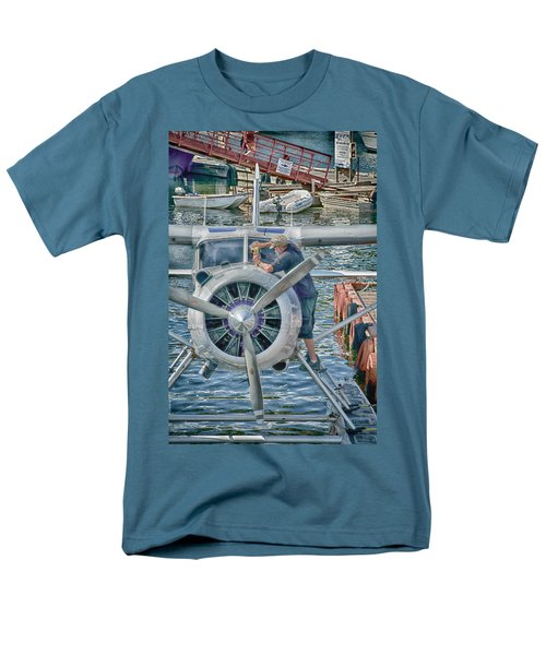 Windshield Wiper T-Shirt by Trever Miller