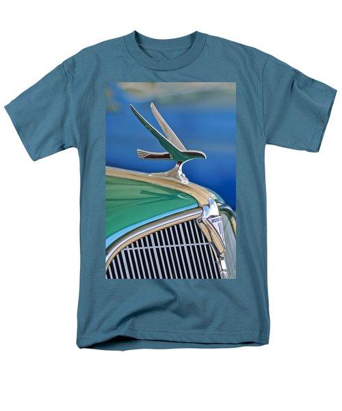 1935 Hudson Touring Sedan Hood Ornament T-Shirt by Jill Reger