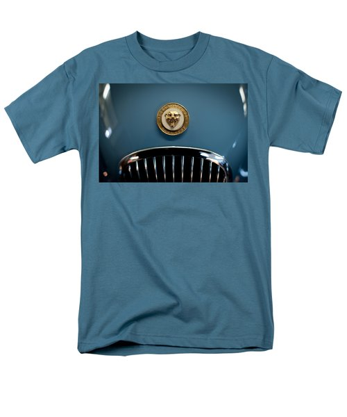 1952 Jaguar Hood Ornament T-Shirt by Sebastian Musial