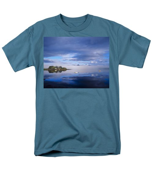 Dinish Island, Kenmare Bay, County T-Shirt by The Irish Image Collection
