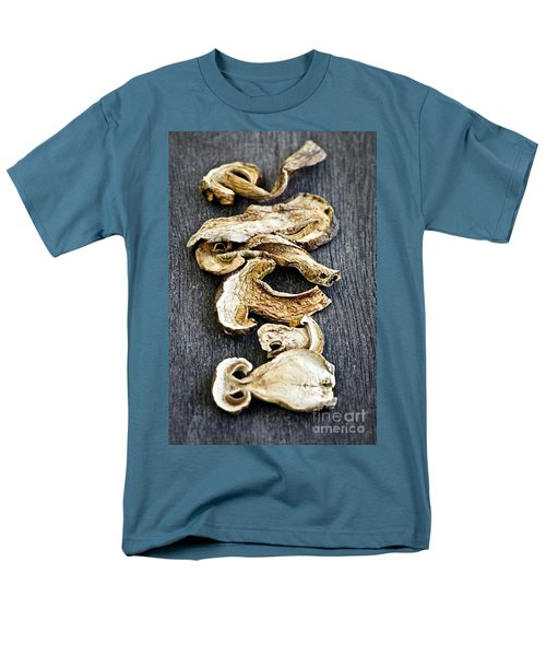 Dry porcini mushrooms T-Shirt by Elena Elisseeva