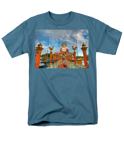 Entrance To Buddha T-Shirt by Adrian Evans