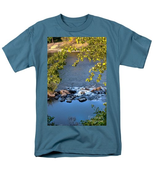 Framed Rapids T-Shirt by Robert Bales