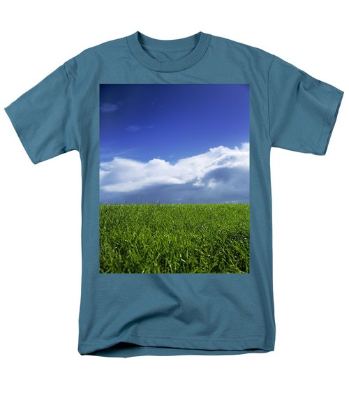 Grass In A Field, Ireland T-Shirt by The Irish Image Collection