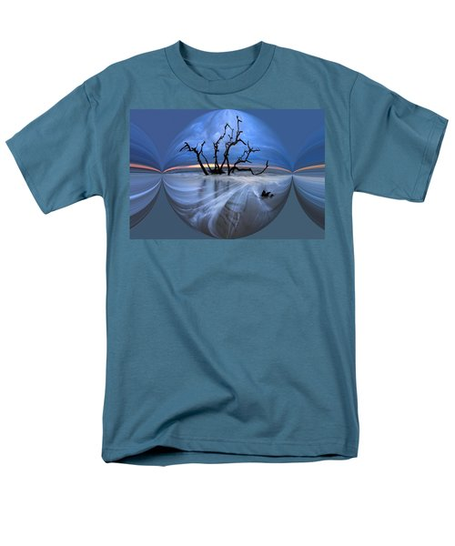 I Would Go to the Ends of the Earth for You T-Shirt by Debra and Dave Vanderlaan