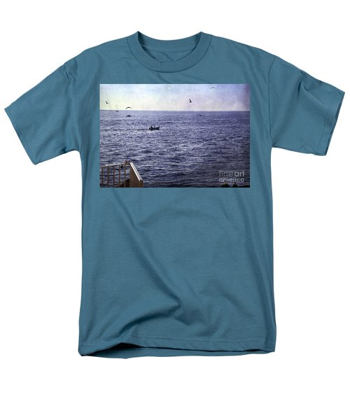 Out To Sea T-Shirt by Madeline Ellis