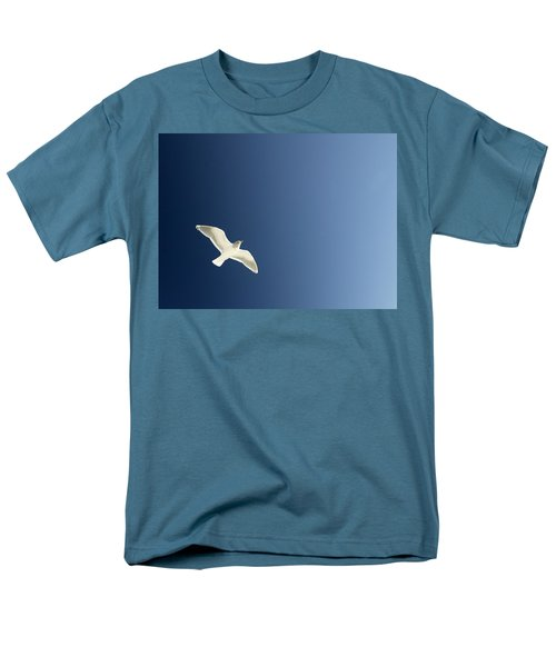 Seagull Soaring T-Shirt by Con Tanasiuk