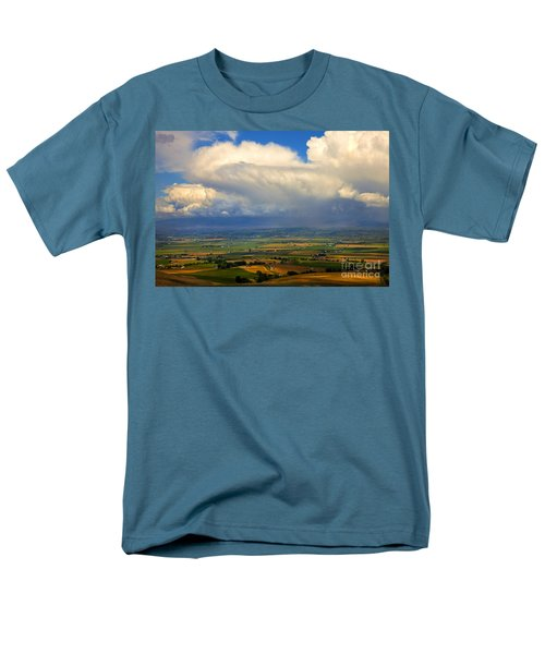 Storm over the Kittitas Valley T-Shirt by Mike  Dawson