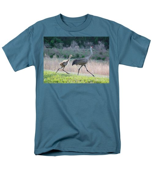 Trying to Keep Up T-Shirt by Carol Groenen