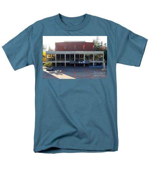 UC Berkeley . Zellerbach Hall . 7D10012 T-Shirt by Wingsdomain Art and Photography