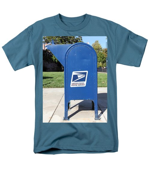 US Mail Box . 5D18813 T-Shirt by Wingsdomain Art and Photography