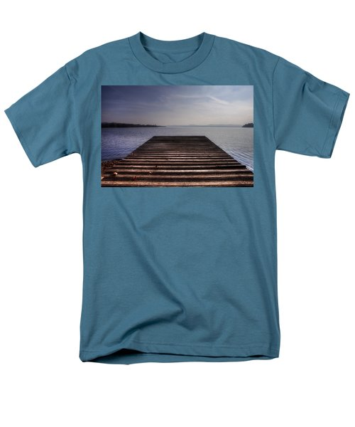 wooden bridge T-Shirt by Joana Kruse
