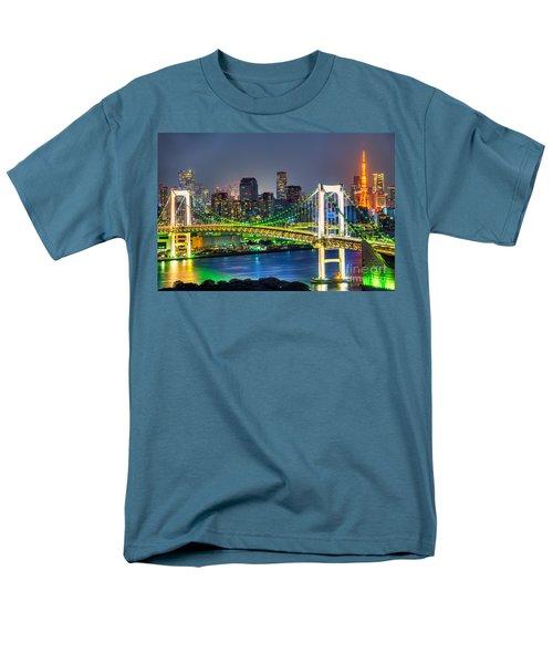 Tokyo - Japan Men's T-Shirt  (Regular Fit) by Luciano Mortula