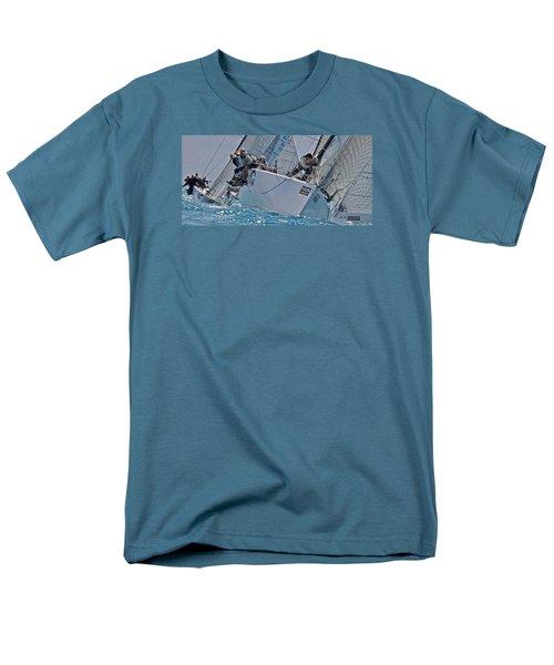 Florida Regatta Men's T-Shirt  (Regular Fit) by Steven Lapkin